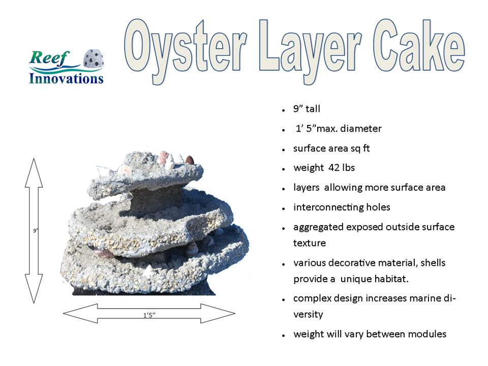 Oyster Cake